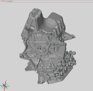 Engine Block Scan
